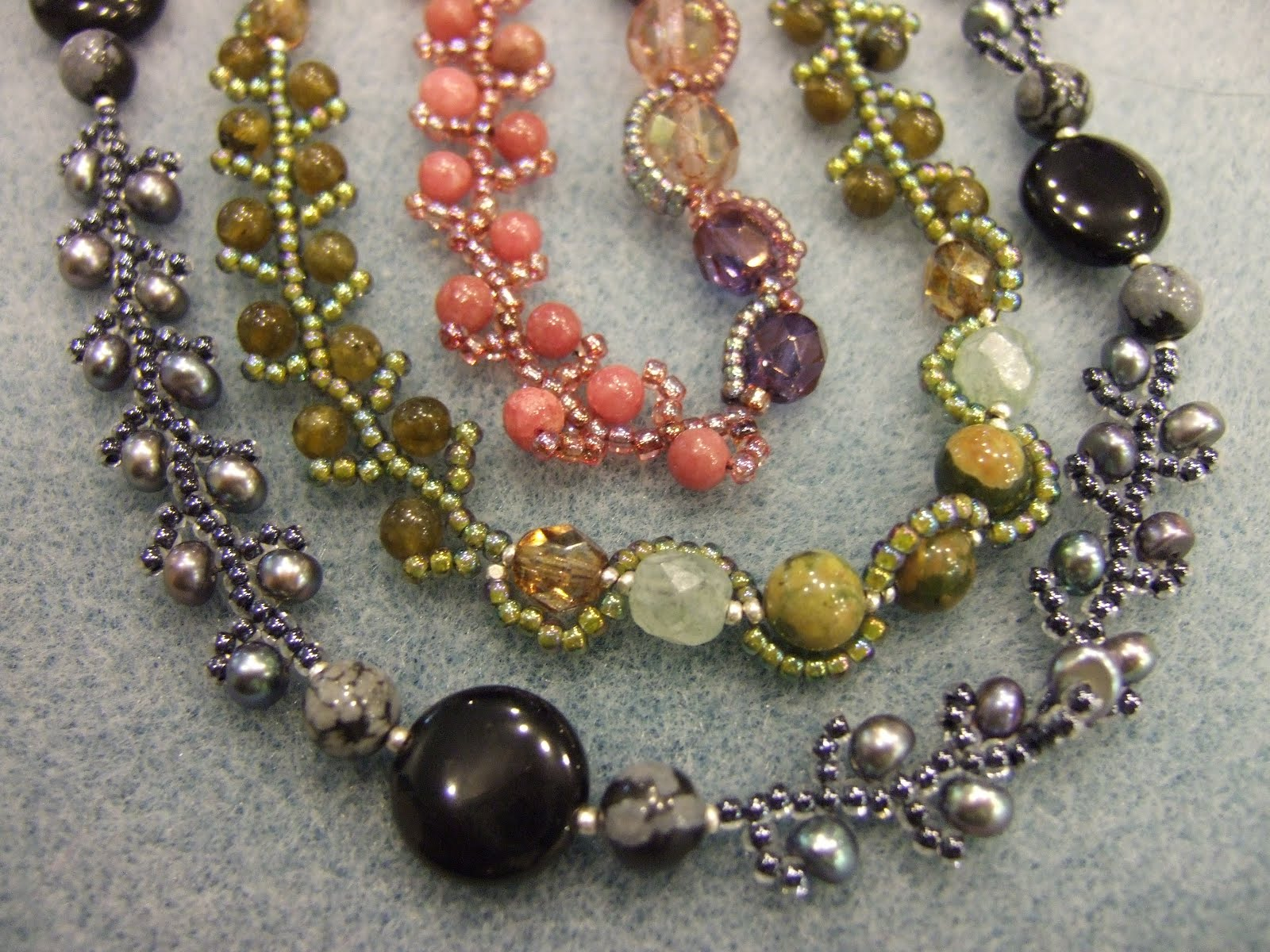 beads work gorgeous really progress is michaels it tila bead a in