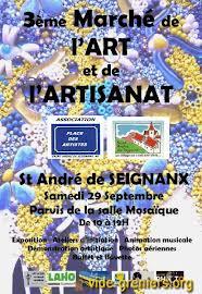 expo à St André de Seignanx
