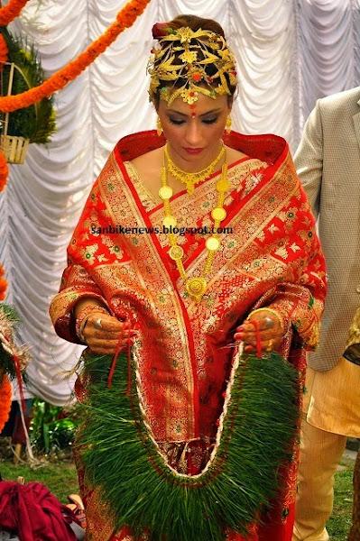 Jharana Bajracharya Wedding (Photo Feature)
