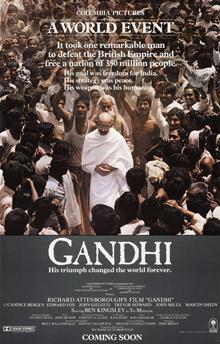 Gandhi Dublado