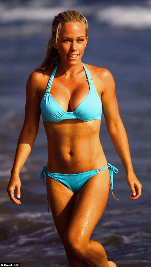 Kendra amazing race bikini