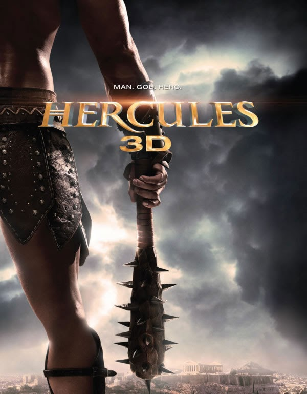 Hercules 3D Starring Kellan Lutz