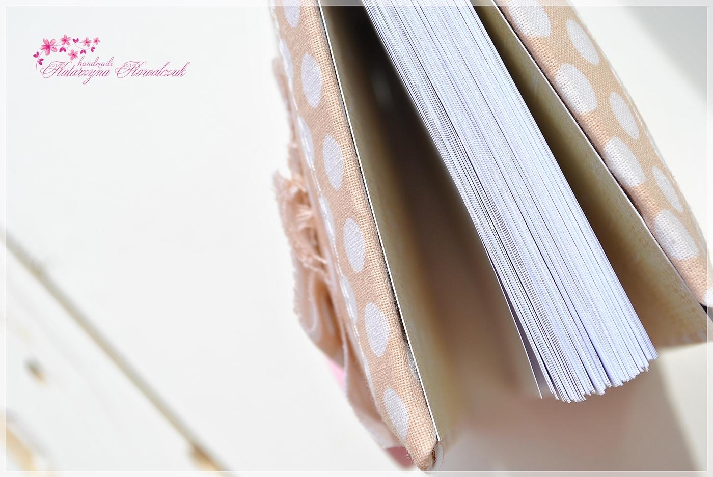 Notes z Materiałową Okładką