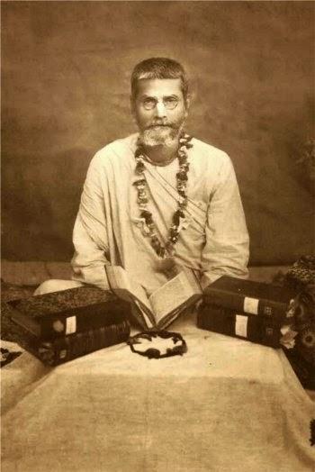 Šríla Bhakti Prajñana Keshava Gosvámi Mahárádž