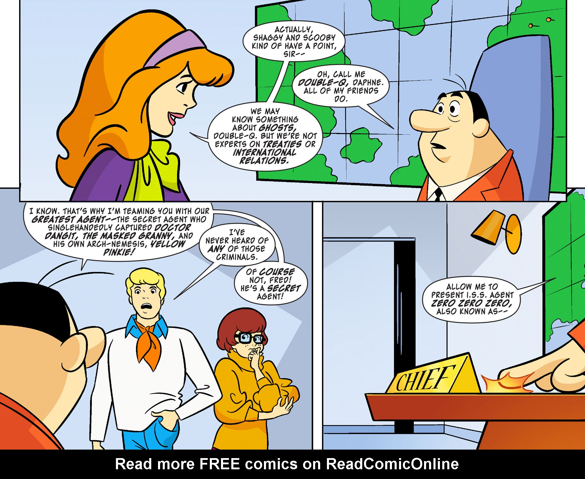 Read online Scooby-Doo! Team-Up comic -  Issue #21 - 6