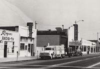 Teatro in Oxnard, um 1940