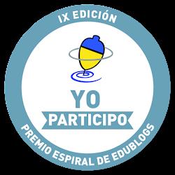 EDUBLOGS 2015- PARTICIPAMOS