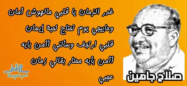 اجمل ما كتب : صلاح جاهين ( 25 مقطع - 2 )