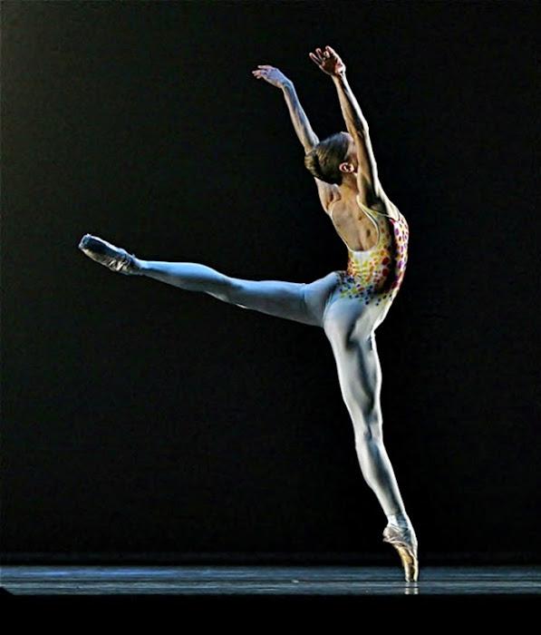 Melissa Hamilton. Bailarina