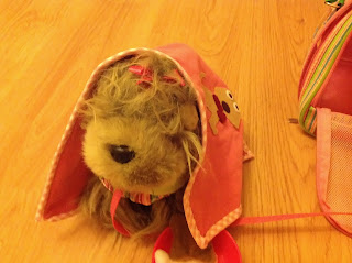 toy dog blanket DIY
