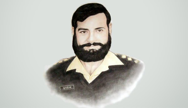 Karnal Sher Khan