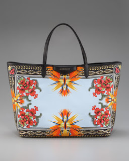 bird of paradise fashions tote