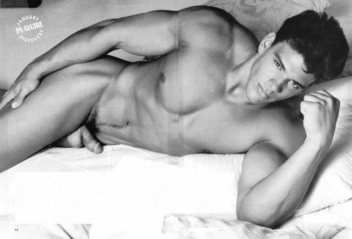 hot models Playgirl underwear