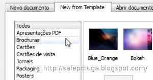 Scribus - Alternativa gratuita ao Microsoft Office Publisher