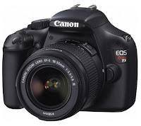 Overview Canon EOS DSR 1100D