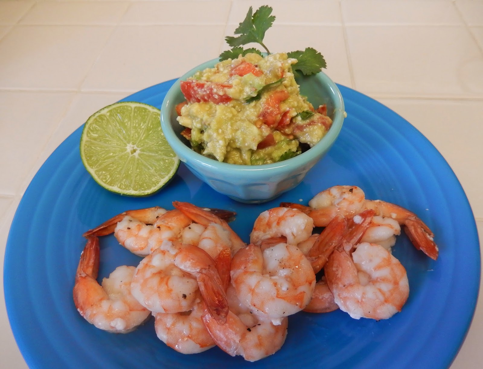 Roasted%2BShrimp%2BGuacamole%2BDip Weight Loss Recipes Post Weight Loss Surgery Menus: A day in my pouch