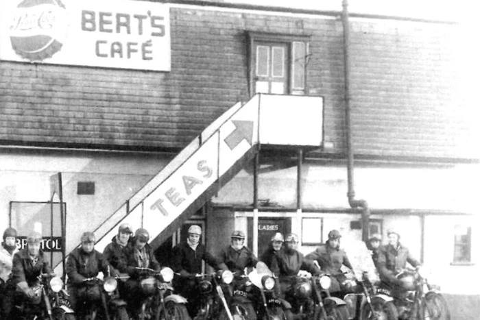 Bert's Cafe Portchester