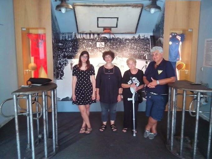 Η οικογένεια Ταλιαδώρου στο Μουσείο της ΧΑΝΘ