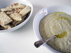 Flageolet Bean and Cumin Hummus