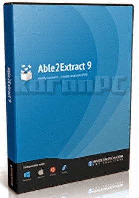 Able2Extract Professional 9.0.9 Final
