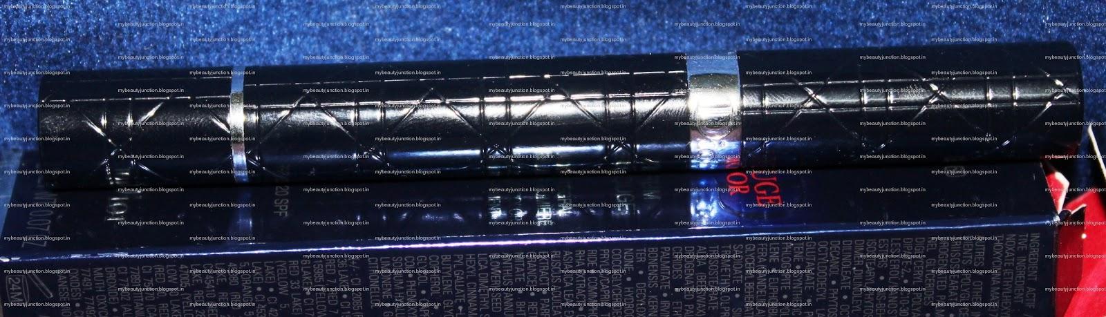 Dior Addict Extreme, Diorific, Serum de Rouge lipstick swatches, review, photos