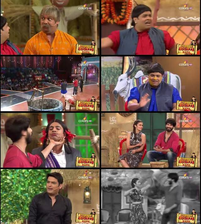 Comedy Nights With Kapil 18th Oct 2015 HDTV 480p