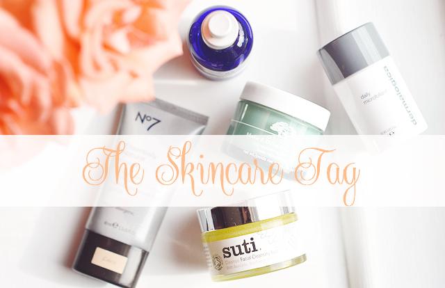 The Skincare Tag.