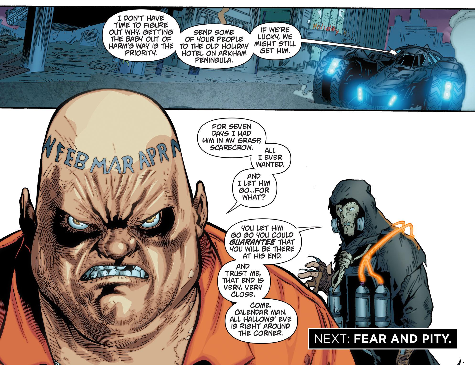 Batman: Arkham Knight [I] Issue #32 #34 - English 22