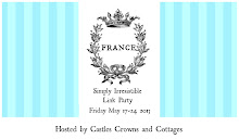 FRANCE SIMPLY IRRESISTABLE LINK PARTY BY CASTLES, CROWNS & COTTAGES