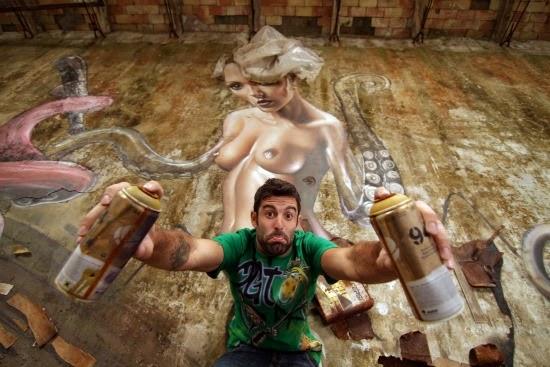 ARTISTAS URBANOS: BELIN