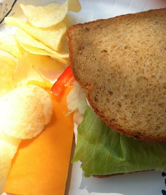 sandwich for Hanna