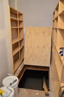 D l weston construction for Ample storage space