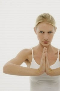 Yoga exercises to naturally increase breast size