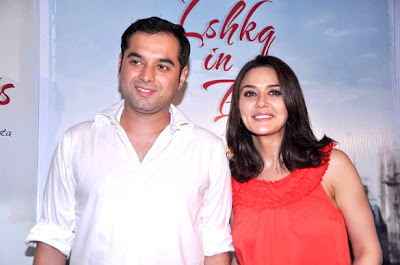 Preity Zinta at launch of 'Kudiye Di Kurti' Song from 'Ishkq In Paris'