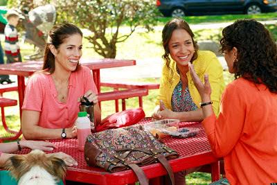 Devious Maids Marisol Rosie Ana Ortiz Dania Ramirez