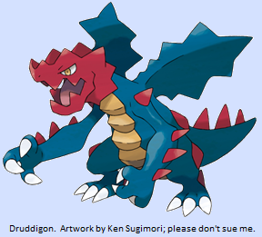 Best Nature And Moveset for a Dragonite? | Serebii.net Forums