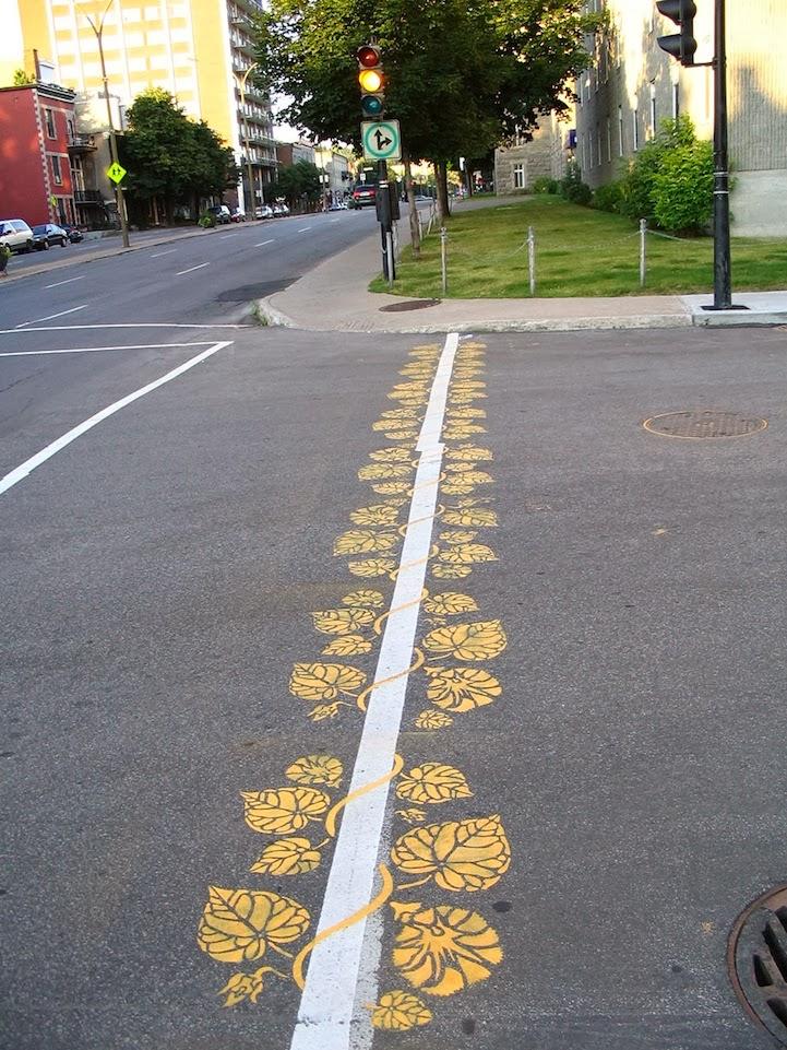 Street Art - Pintando sobre el Asfalto 36
