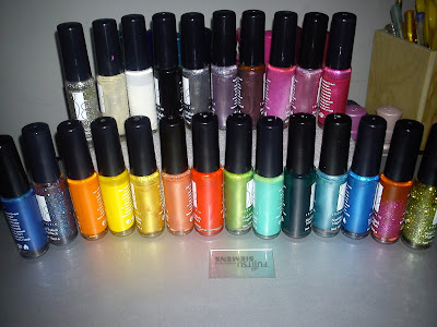 vernis liners