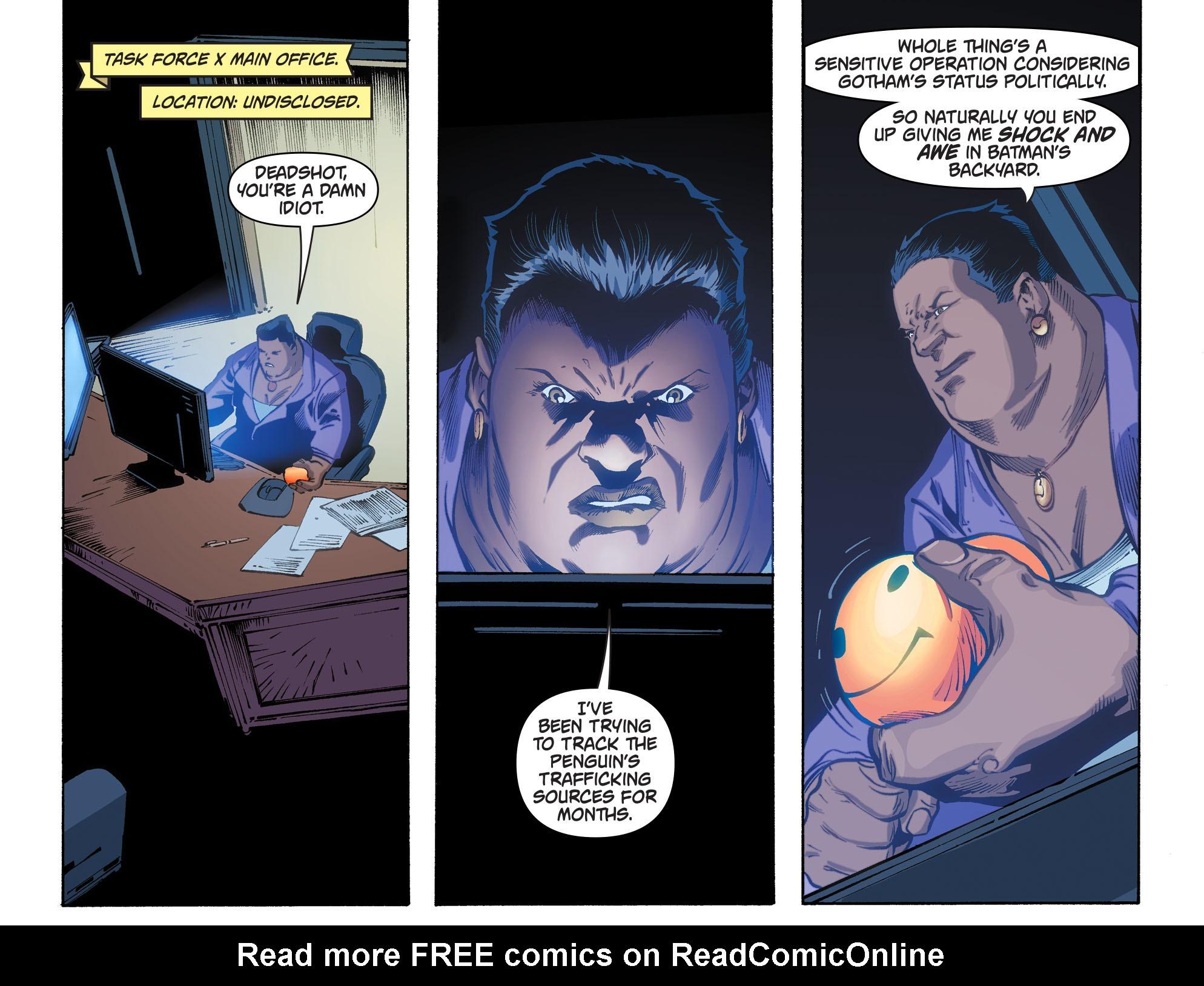 Batman: Arkham Knight [I] Issue #23 #25 - English 3