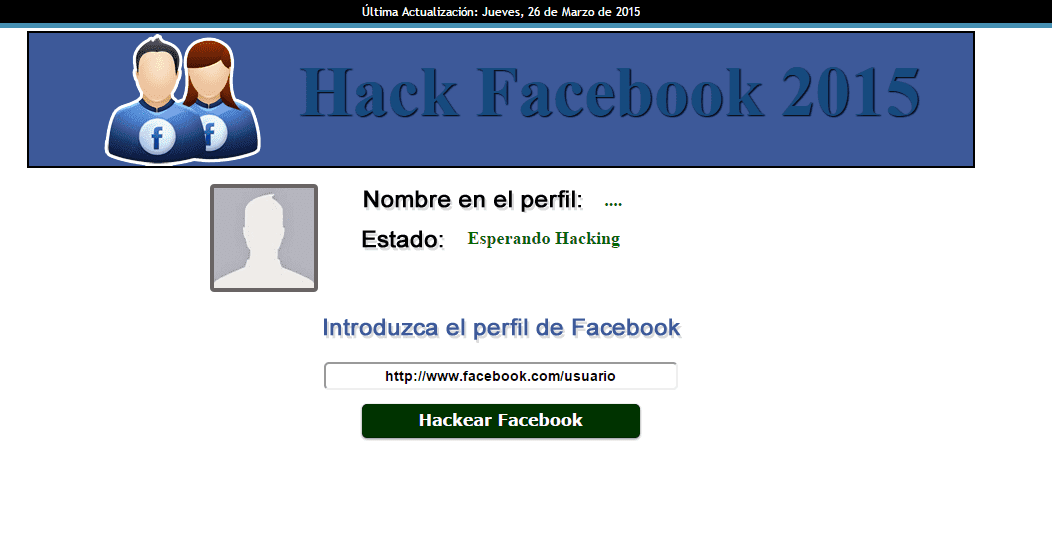 theme hackear facebook