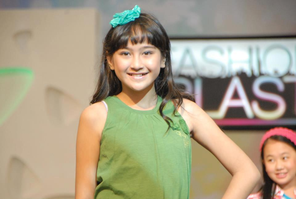 Salshabila Adriani at Fashion Blast