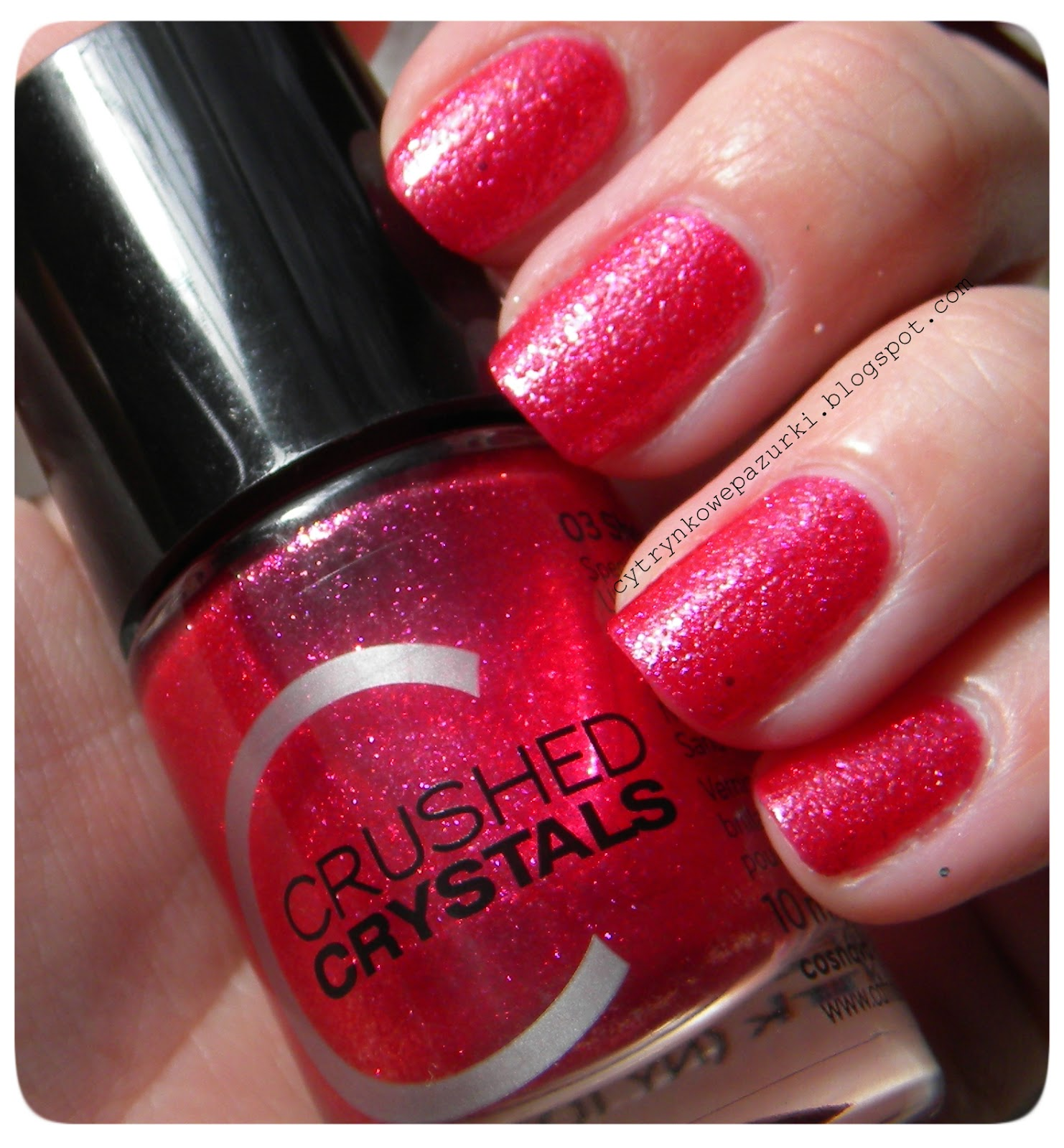 Catrice Crushed Crystals 03 Shooting Star
