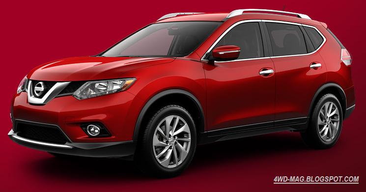 Four Wheel Drive Magazine: 2014 Nissan X-Trail/Rogue