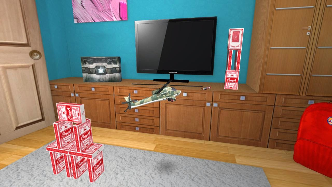 Android Helidroid 3D: Helicopter RC Apk resimi 10