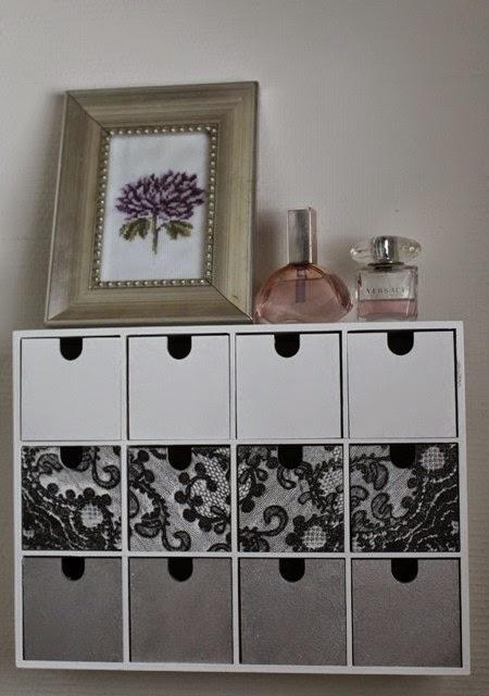 Ikean minilipasto tuunaus