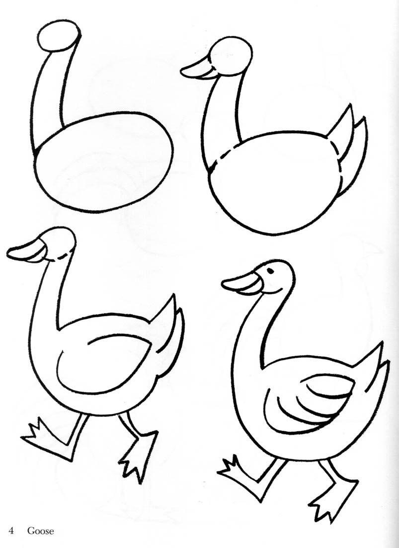 Fotos de mang s como desenhar animais for Sillas para dibujar facil