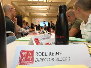 Wu Assassins Begins Production - EXCLUSIVE Roel Reiné set to direct two episodes!