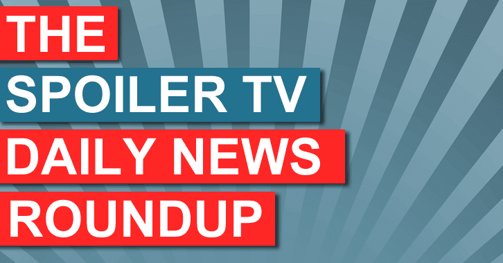The SpoilerTV Daily News Roundup - Various Shows - 1st October 2014