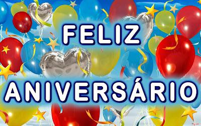 Feliz Aniversário: Frases Mensagens de Aniversario e Parabéns