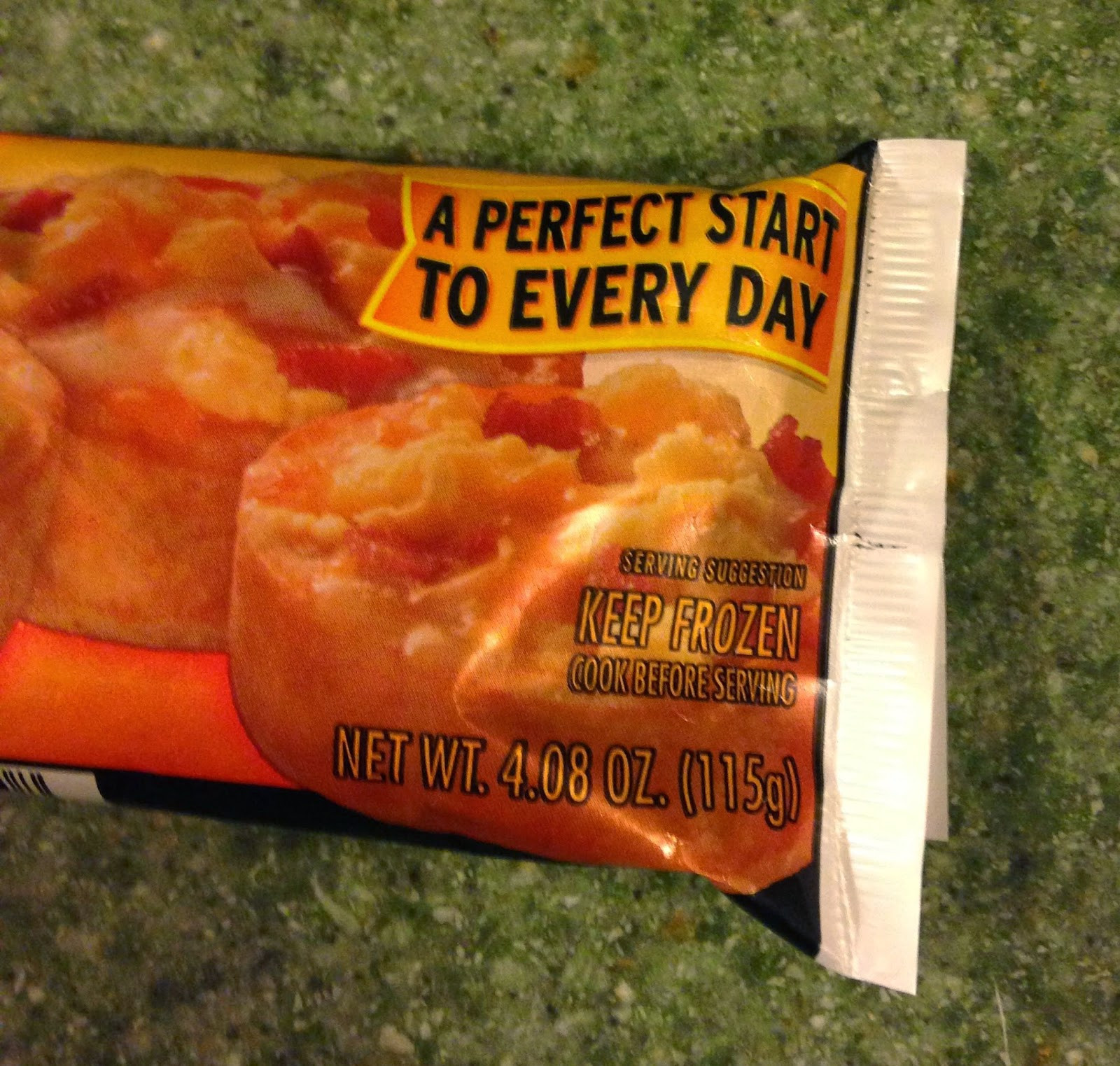 Another Food Thing Bad Food Review Dollar Store Frozen Breakfast